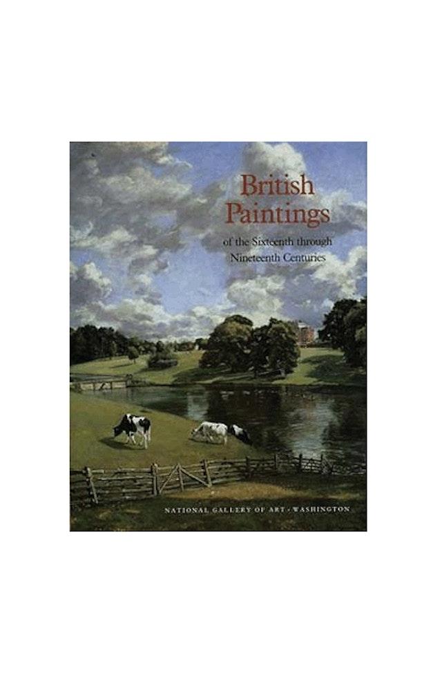 British Paintings of the Sixteenth through Nineteenth Centuries