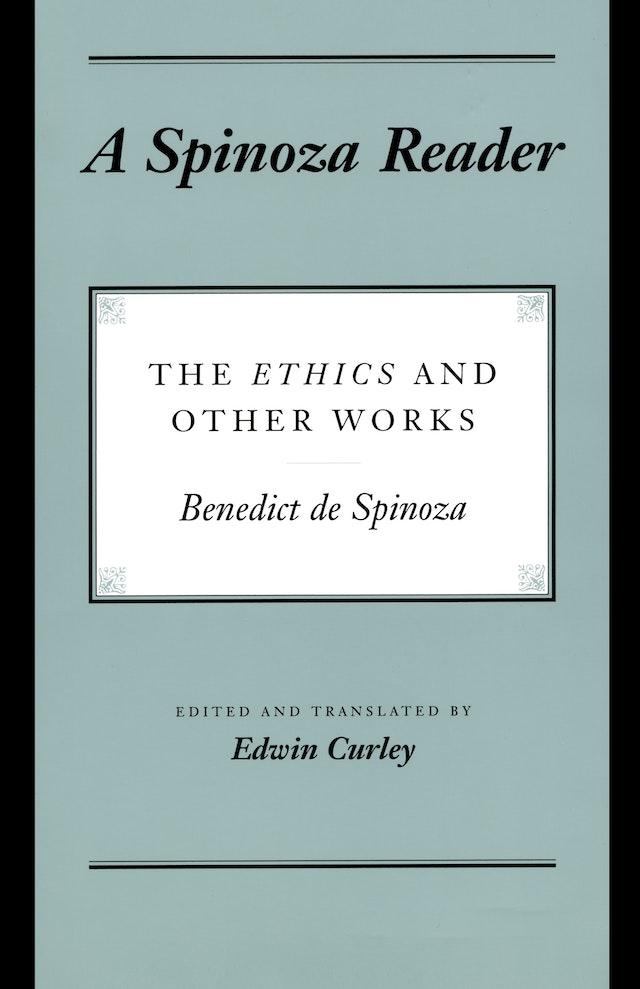A Spinoza Reader