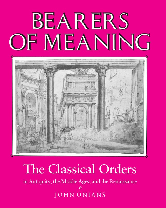Bearers of Meaning