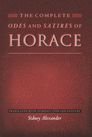 The Complete Odes and Satires of Horace