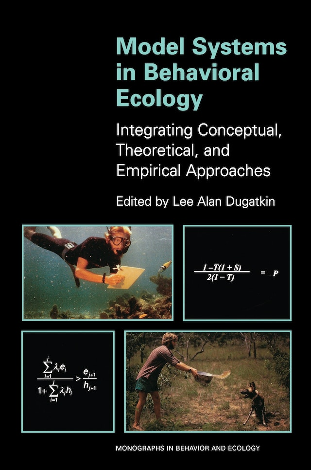 Model Systems in Behavioral Ecology