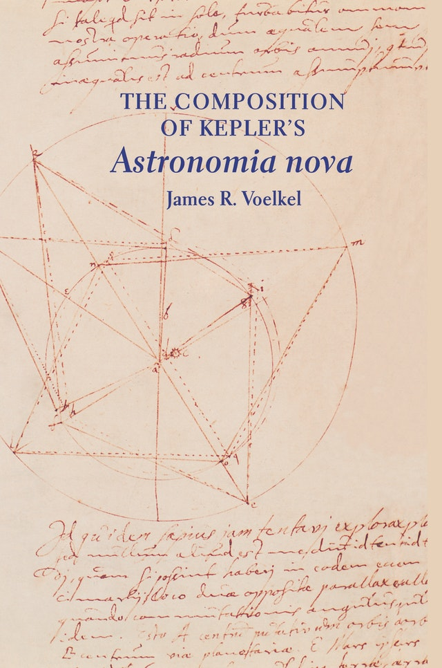 The Composition of Kepler's <i>Astronomia nova</i>