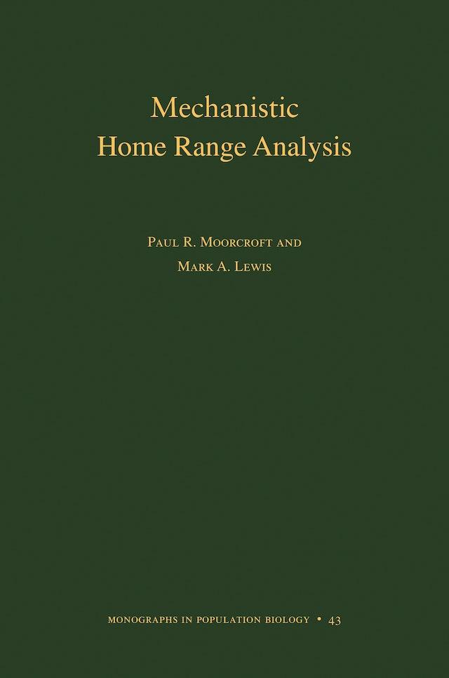 Mechanistic Home Range Analysis. (MPB-43)