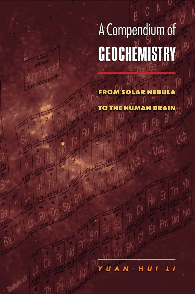 A Compendium of Geochemistry