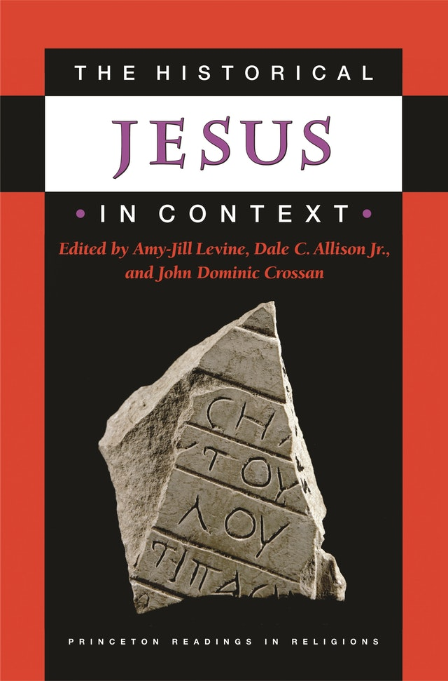 The Historical Jesus in Context