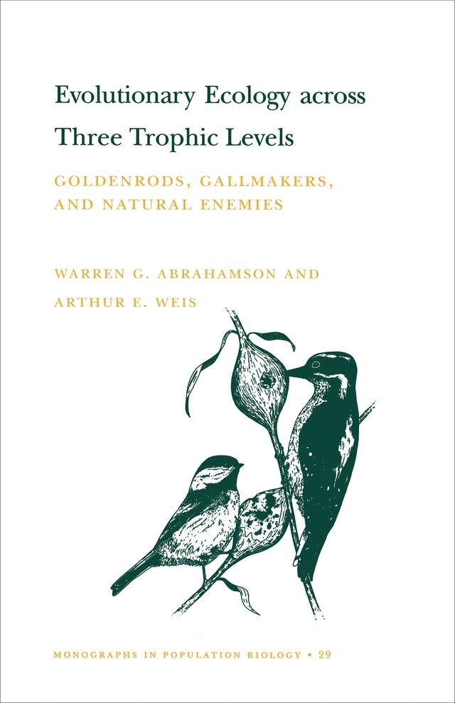 Evolutionary Ecology across Three Trophic Levels