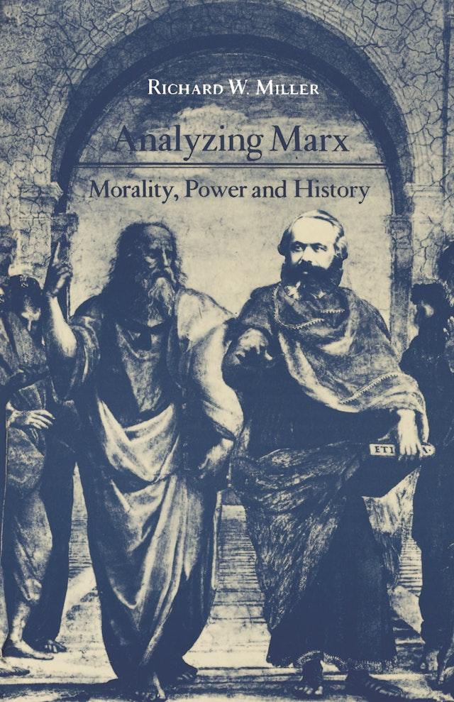Analyzing Marx