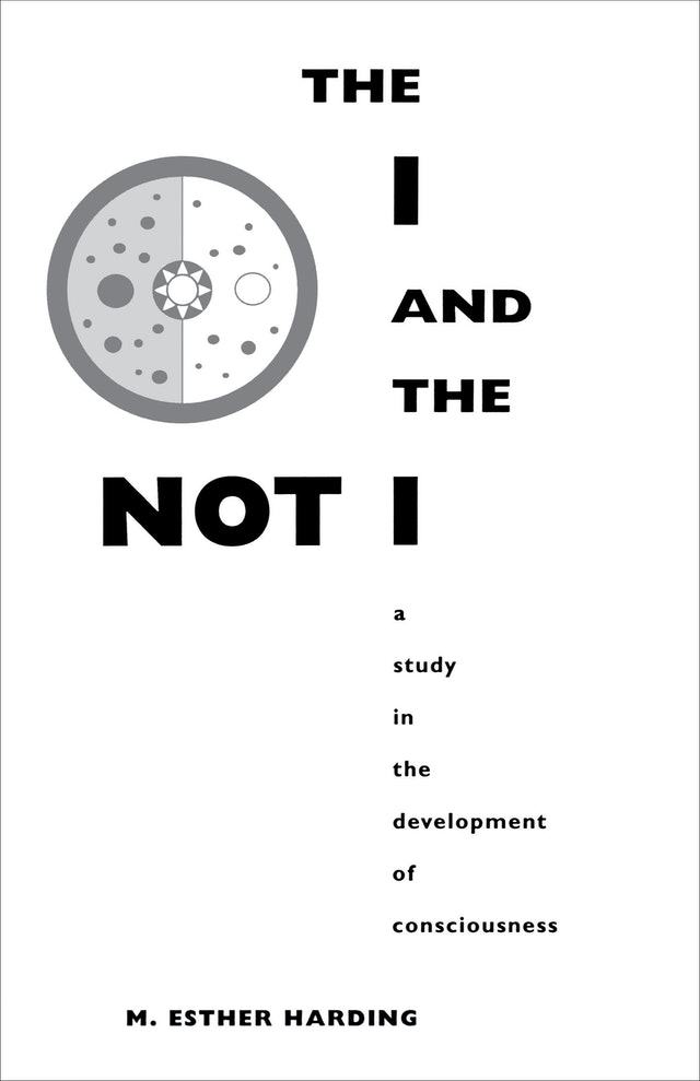 The I and the Not-I