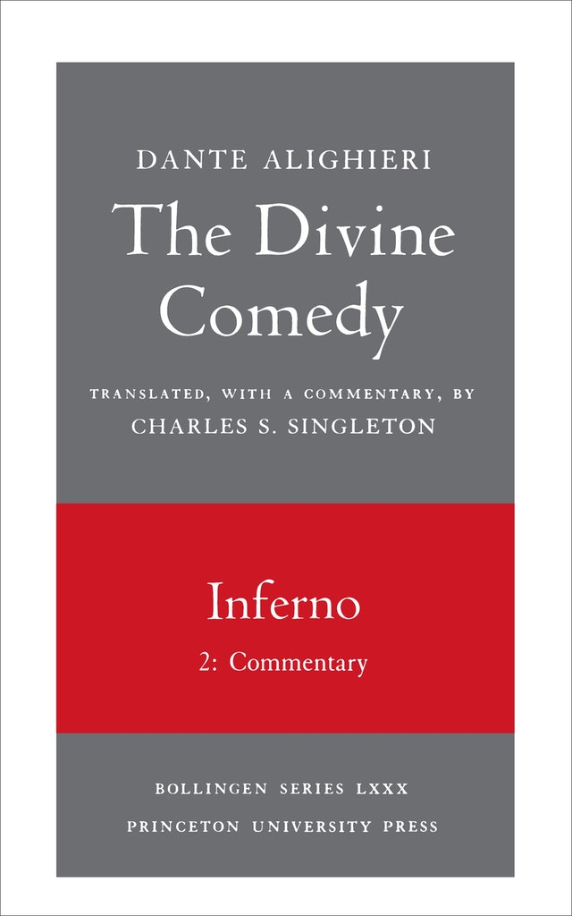 The Divine Comedy, I. Inferno, Vol. I. Part 2