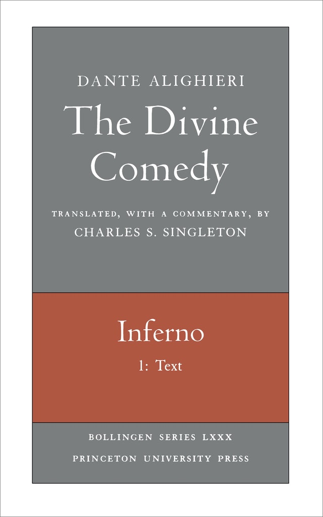 The Divine Comedy, I. Inferno, Vol. I. Part 1