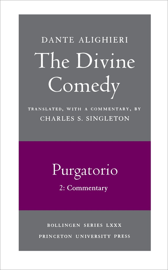 The Divine Comedy, II. Purgatorio, Vol. II. Part 2