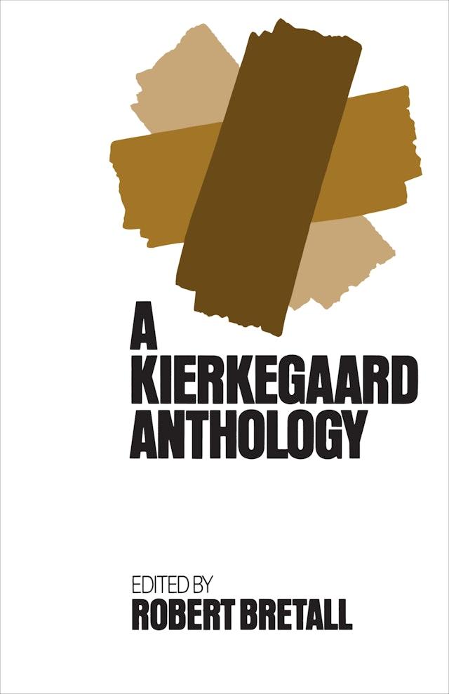 Kierkegaard Anthology