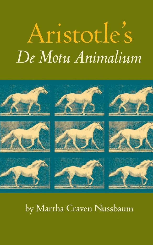 Aristotle's <i>De Motu Animalium</i>