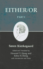 Kierkegaard's Writing, III, Part I