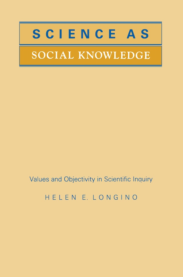Science as Social Knowledge