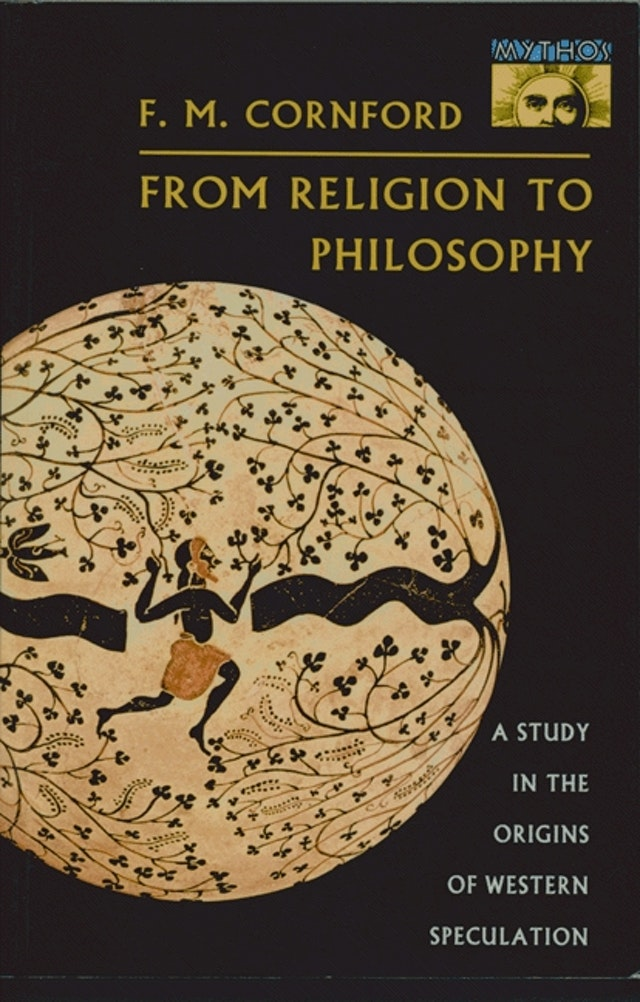 From Religion to Philosophy