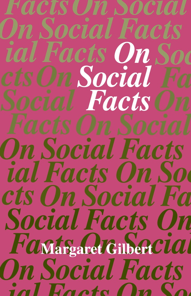 On Social Facts