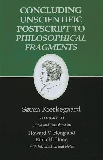 Kierkegaard's Writings, XII, Volume II