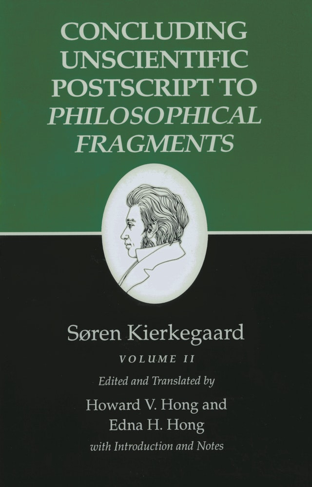 Kierkegaard's Writings, XII, Volume II
