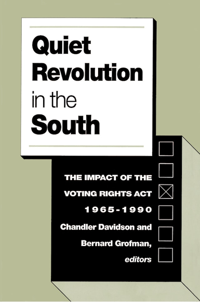 Quiet Revolution in the South