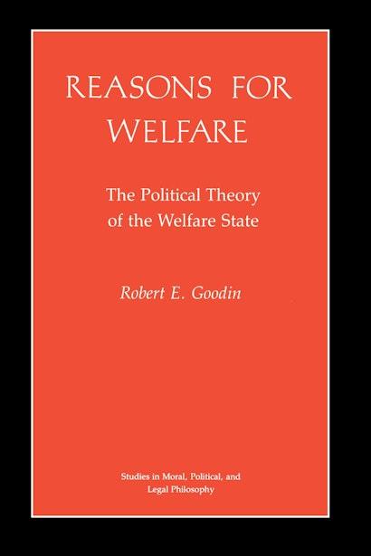 Reasons for Welfare