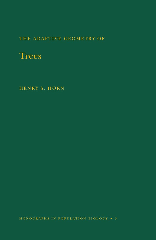 Adaptive Geometry of Trees (MPB-3), Volume 3