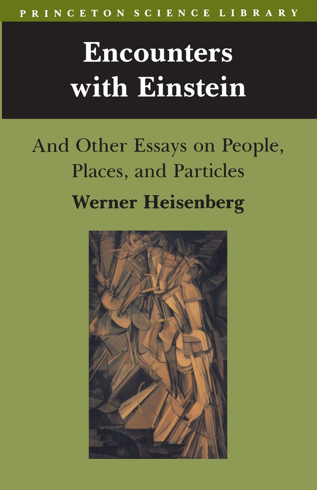 Encounters with Einstein