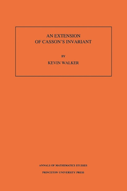 An Extension of Casson's Invariant. (AM-126), Volume 126