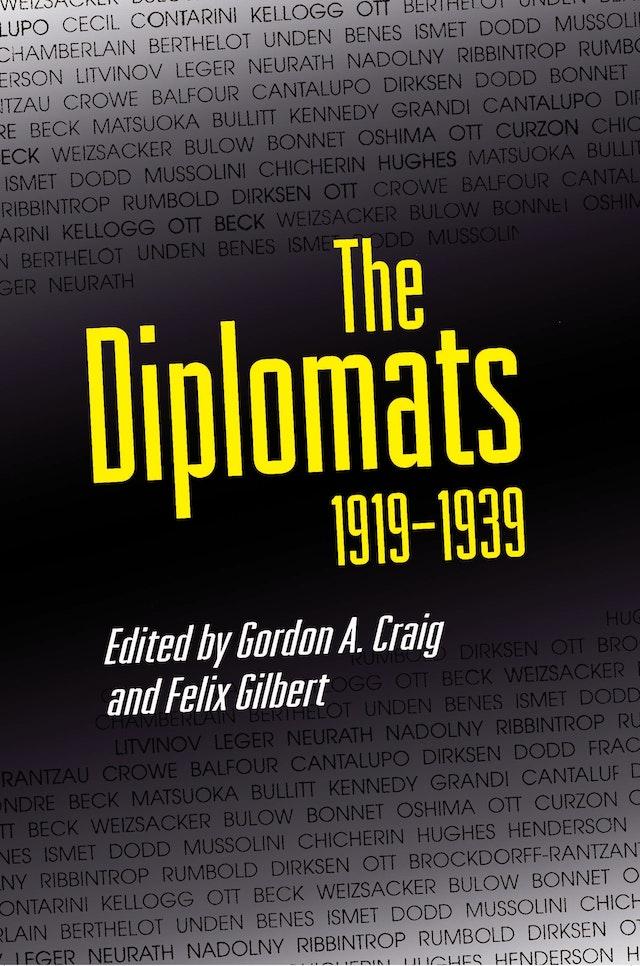 The Diplomats, 1919–1939