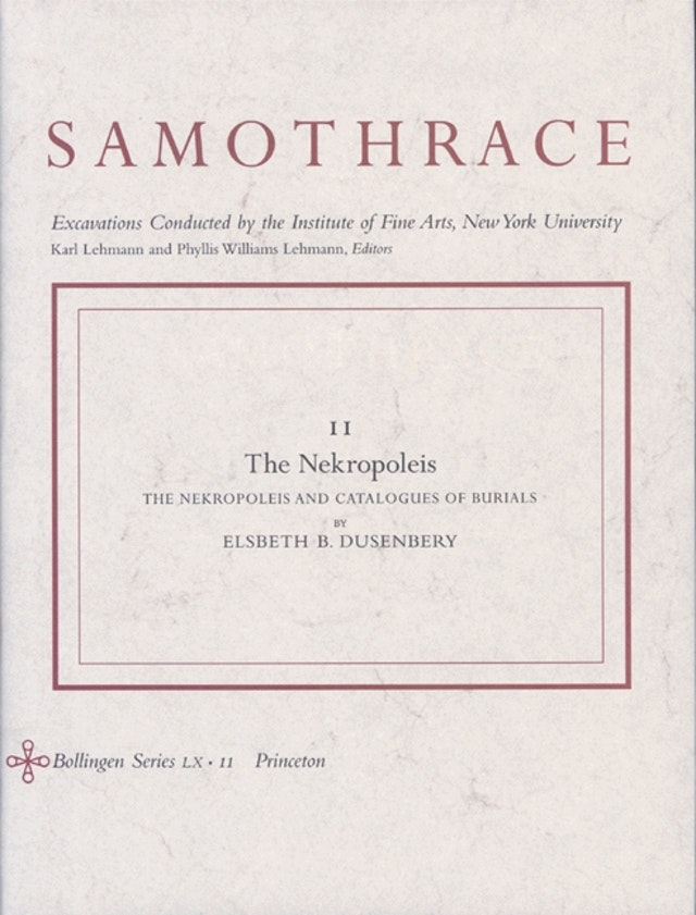 Samothrace, Volume 11