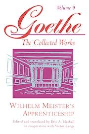 Goethe, Volume 9