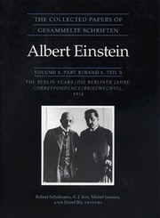 The Collected Papers of Albert Einstein, Volume 8