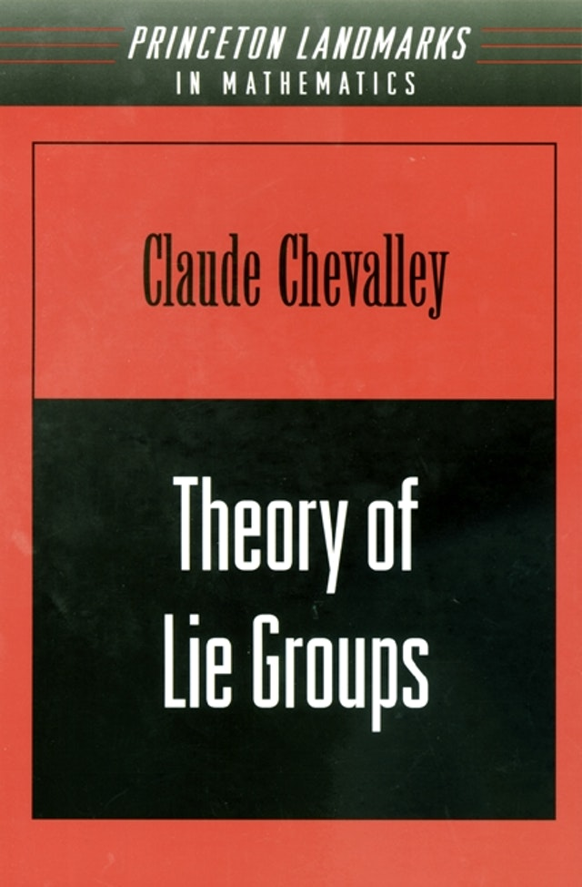 Theory of Lie Groups (PMS-8), Volume 8