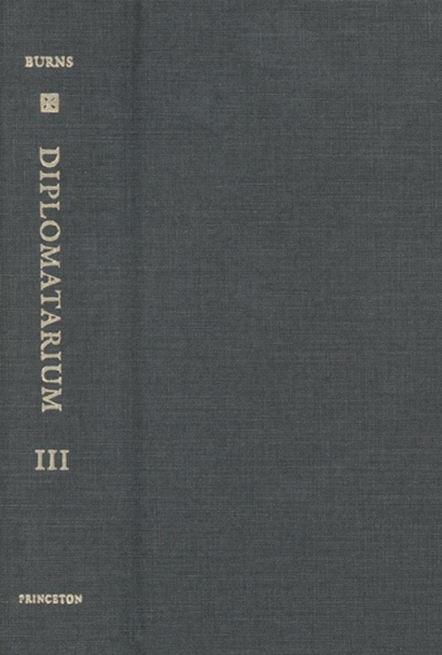 Diplomatarium of the Crusader Kingdom of Valencia