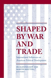 Shaped by War and Trade