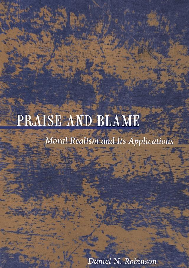 Praise and Blame
