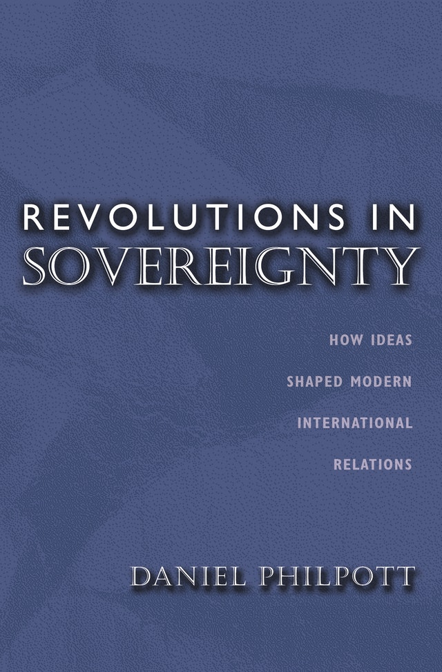 Revolutions in Sovereignty