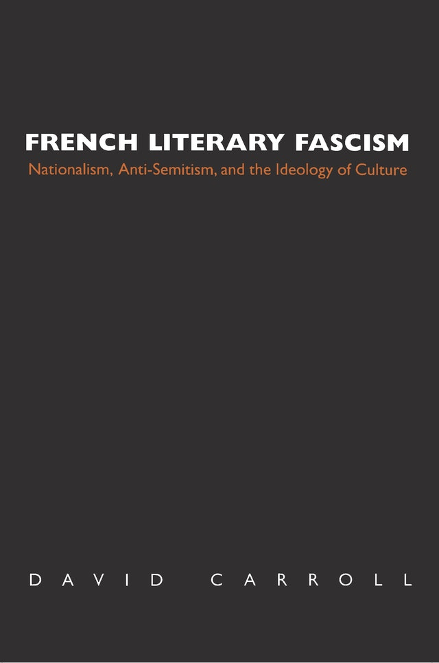 French Literary Fascism