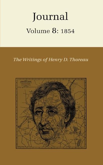 The Writings of Henry David Thoreau, Volume 8