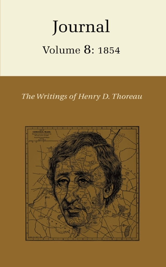 The Writings of Henry David Thoreau, Volume 8