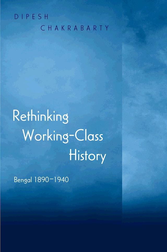 Rethinking Working-Class History