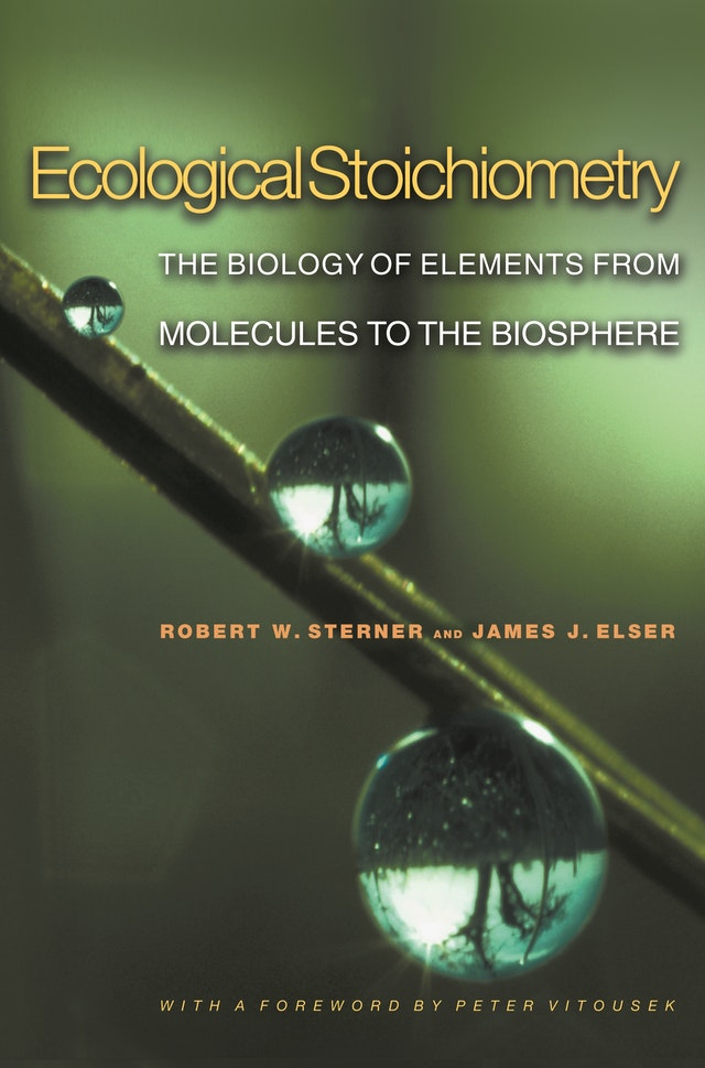 Ecological Stoichiometry
