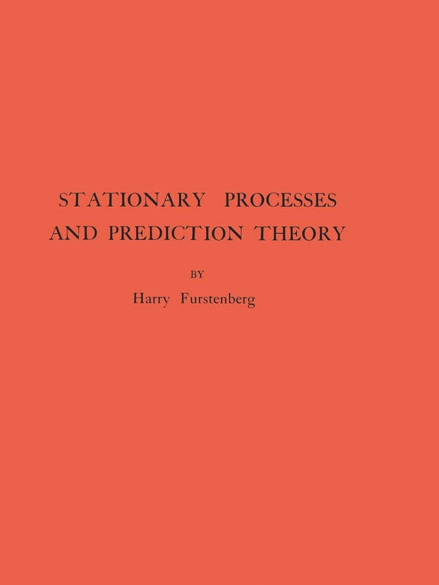 Stationary Processes and Prediction Theory. (AM-44), Volume 44