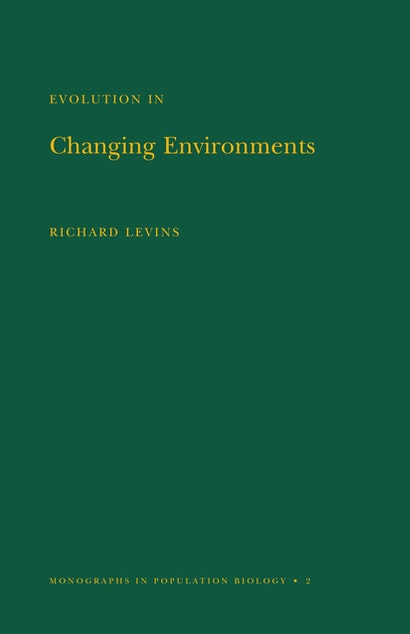 Evolution in Changing Environments