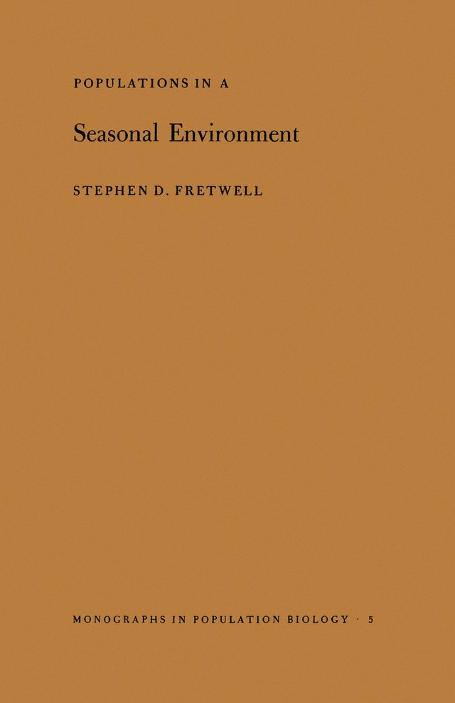 Populations in a Seasonal Environment. (MPB-5)