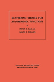 Scattering Theory for Automorphic Functions. (AM-87), Volume 87