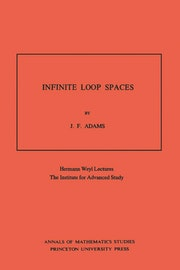 Infinite Loop Spaces (AM-90), Volume 90