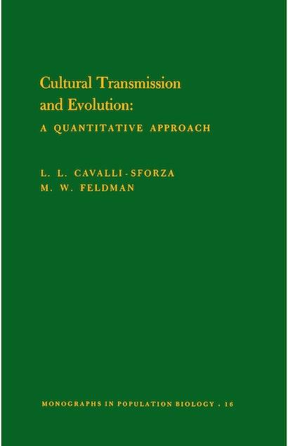 Cultural Transmission and Evolution (MPB-16), Volume 16