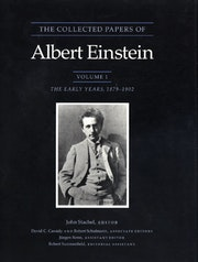 The Collected Papers of Albert Einstein, Volume 1