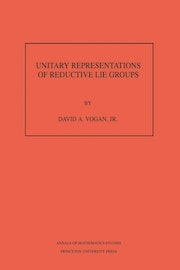 Unitary Representations of Reductive Lie Groups. (AM-118), Volume 118